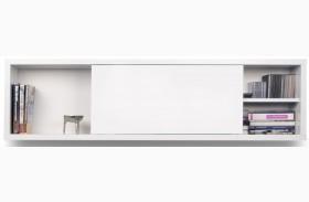 Nilo Pure White Door Modular Wall Unit
