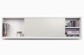 Nilo Light Grey Door Modular Wall Unit