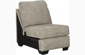 Bovarian Stone Armless Chair
