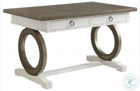 Ocean Breeze White And Gray Sawgrass Bistro Table