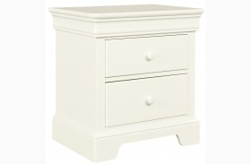 Teaberry Lane Stardust Nightstand