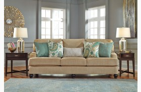 Lochian Bisque Living Room Set From Ashley 5810038