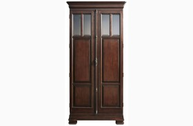 Reprise Classical Cherry Tall Cabinet