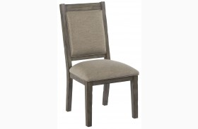 Foundry Upholstered Side Chair Set of 2