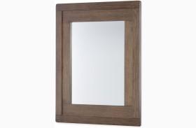 Fulton County Tawny Brown Mirror