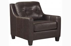 O'Kean Mahogany Chair