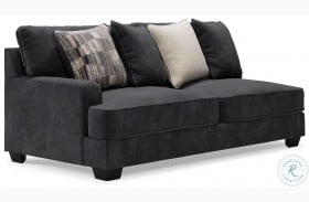 Rawcliffe Charcoal LAF Sofa