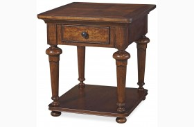 Dogwood Low Tide End Table