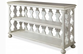 Dogwood Blossom Side Porch Console