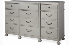 Dogwood Cobblestone Dresser