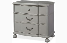 Dogwood Cobblestone Drawer Chest