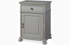 Dogwood Cobblestone Door Nightstand