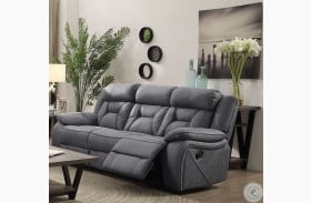 Superb Houston Stone Motion Living Room Set From Coaster Coleman Short Links Chair Design For Home Short Linksinfo