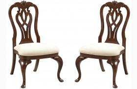 Hadleigh Queen Anne Side Chair Set of 2