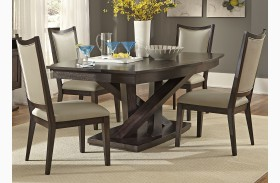 Southpark Pedestal Extendable Dining Table