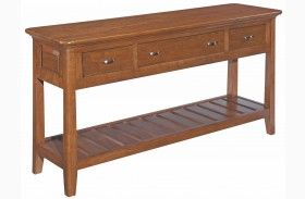 Cherry Park Sofa Table