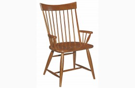 Cherry Park Windsor Arm Chair Set of 2