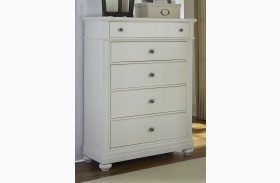 Harbor View II 5 Drawer Chest