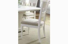 Harbor View II Slat Back Side Chair Set of 2
