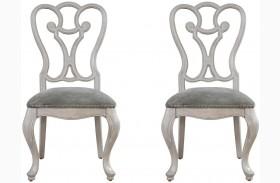 Elan Elm Side Chair Set of 2