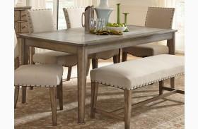 Weatherford Rectangular Leg Table