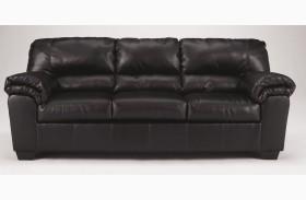 Commando Black Sofa