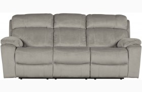 Uhland Granite Power Reclining Sofa