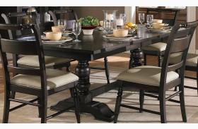 Whitney Extendable Trestle Table
