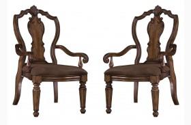 San Mateo Arm Chairs Set of 2