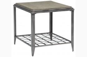 Modern Classics Grid End Table