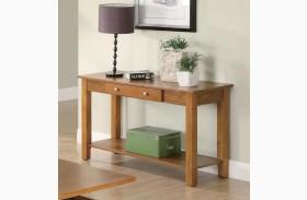 Oak Sofa Table 701439