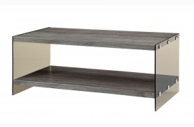 701968 Glass Sides Coffee Table
