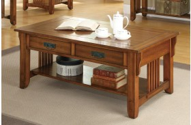 Oak Coffee Table 702008