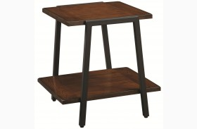 Burton Framework End Table