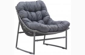 Ingonish Beach Gray Chair