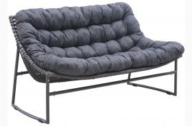 Ingonish Beach Gray Sofa