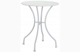 Oz White Round Dining Table