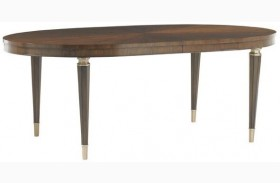 Tower Place Drake Oval Extendable Dining Table