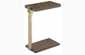 Tower Place Orland Chairside Table