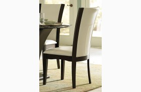 Daisy White Side Chair Set of 2