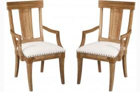 Stone Ridge Arm Chair Set of 2