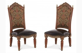 Villa Valencia Side Chair Set of 2
