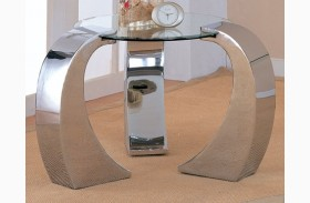 Custer End Table