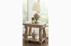 Trivellato Antique Linen Coffee Table