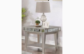 Mercury End Table