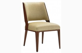 Take Five Beige Fabric Hayden Side Chair