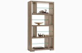 Shadow Play Windsor Open Bookcase