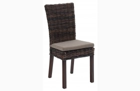 Urban Lodge Rattan Dining Chair Set of 2