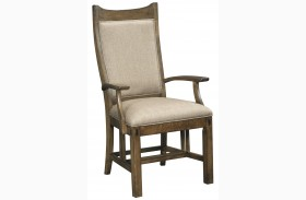 Bedford Park Craftsman Arm Chair Set of 2