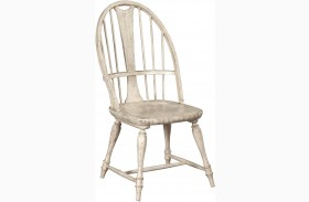 Weatherford Cornsilk Baylis Side Chair Set of 2